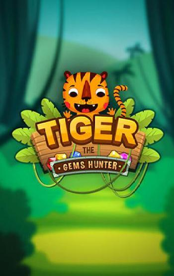 Tiger The Gems Hunter Match 3 Game Android Free Download