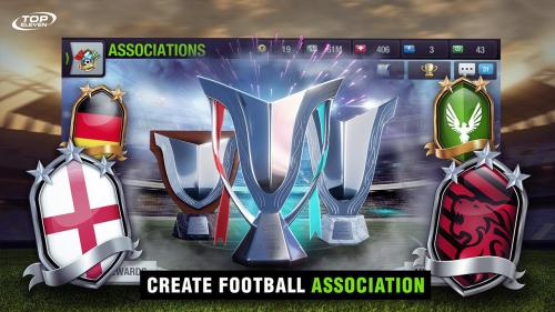 Top Eleven Be a Soccer Manager Game Android Free Download