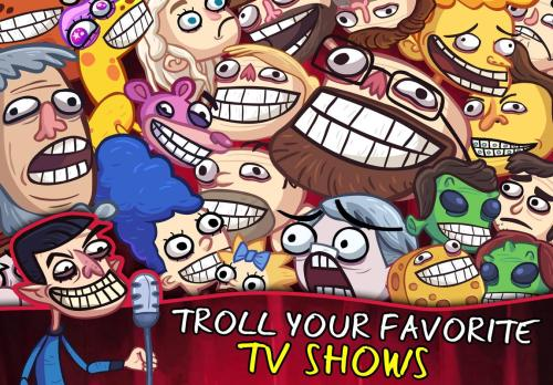 Troll Face Quest TV Shows Game Android Free Download