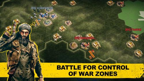 War Commander Rogue Assault Game Android Free Download