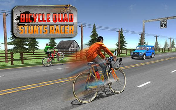 Bicycle Quad Stunts Racer Game Android Free Download