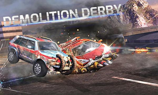 Demolition Derby 3D Game Android Free Download