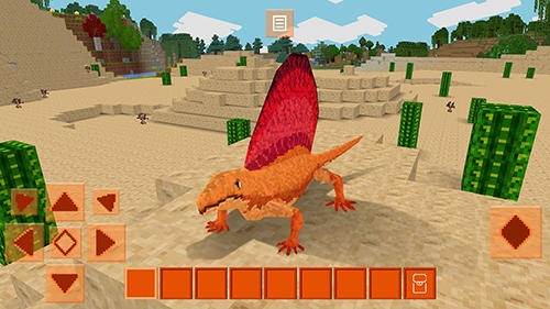Dinocraft Survive And Craft Game Android Free Download