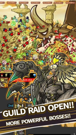 Endless Frontier RPG Online Game Android Free Download