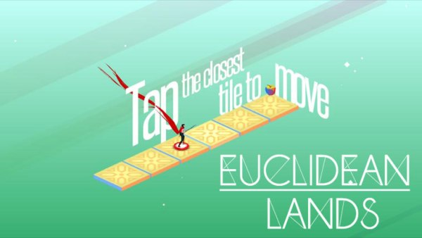 Euclidean lands Game Ios Free Download