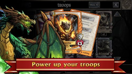 Gems of War Match 3 RPG Game Android Free Download