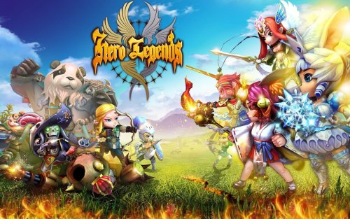 Hero Legends Strategy RPG Game Android Free Download