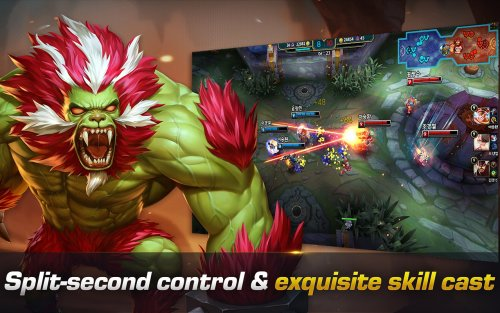 Iron League Game Android Free Download