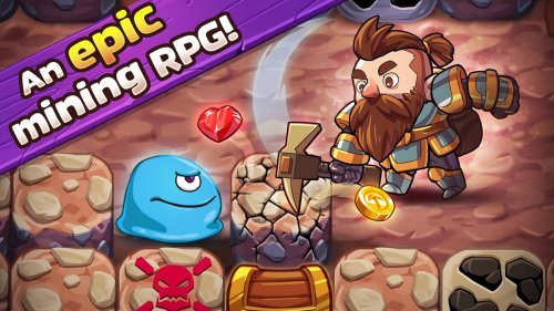 Mine Quest 2 Mining RPG Game Android Free Download