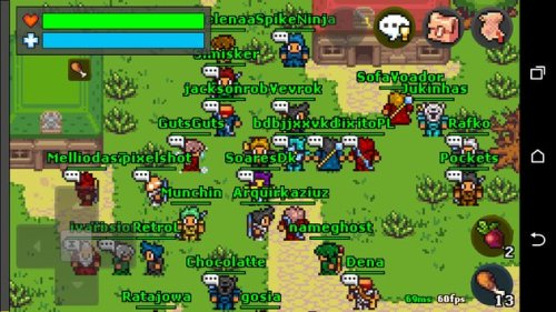 Mirage Realms MMORPG Game Android Free Download