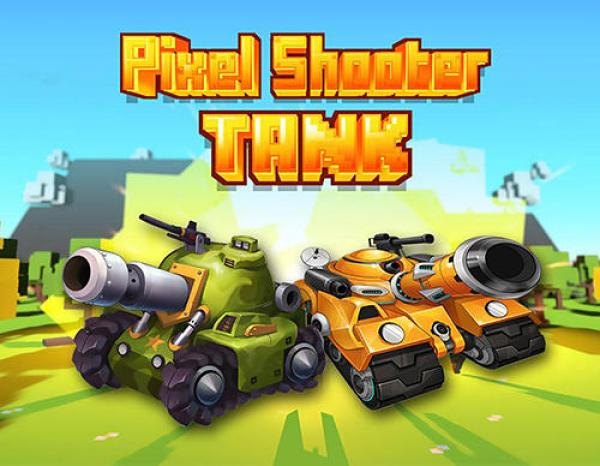 Pixel Shooter Tank PVP Game Android Free Download