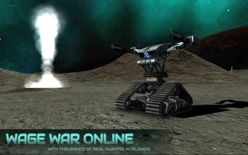 Robokrieg Robot War Online Game For Android Free Download