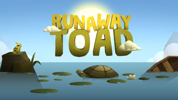 Runaway toad Game Ios Free Download
