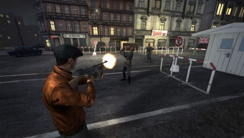 The man from U.N.C.L.E. Mission Berlin Game Ios Free Download