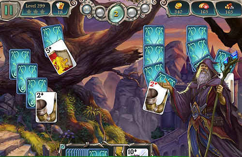 Avalon Legends Solitaire 2 Game Android Free Download