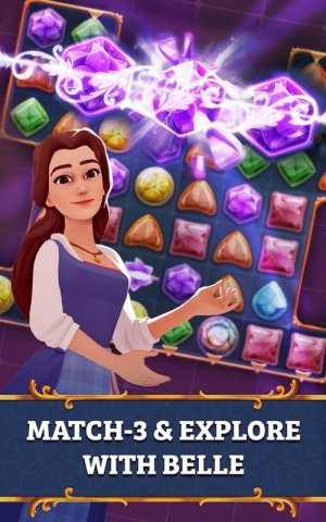 Beauty and the Beast Game Android Free Download