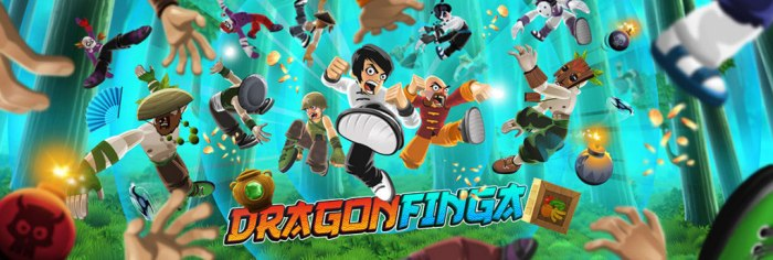 Dragon Finga Game Ios Free Download