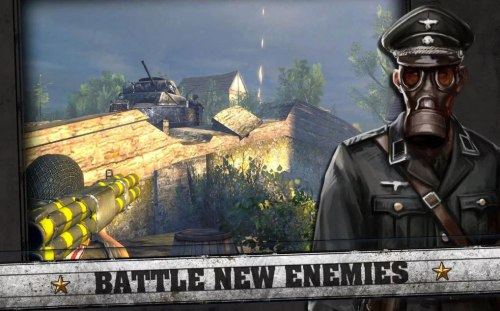FRONTLINE COMMANDO D-DAY Game Android Free Download