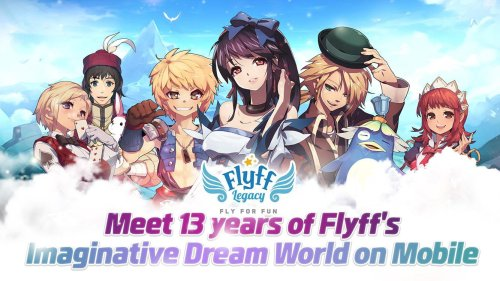 Flyff Legacy Game Android Free Download