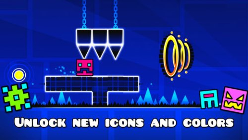 Geometry Dash Game Android Free Download