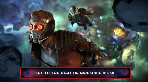 Guardians of the Galaxy TTG Game Android Free Download