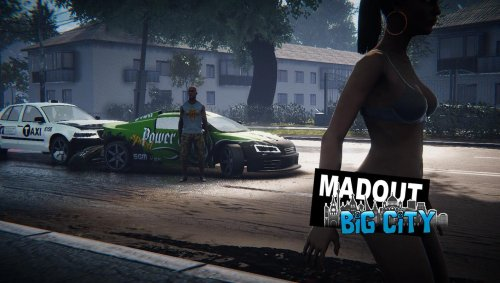 MadOut2 BigCityOnline Game Android Free Download