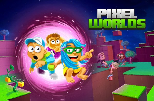 Pixel Worlds Game Android Free Download