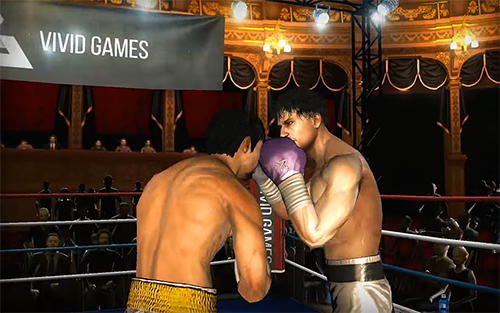 Real Boxing Manny Pacquiao Game Android Free Download