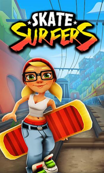 Skate Surfers Game Android Free Download