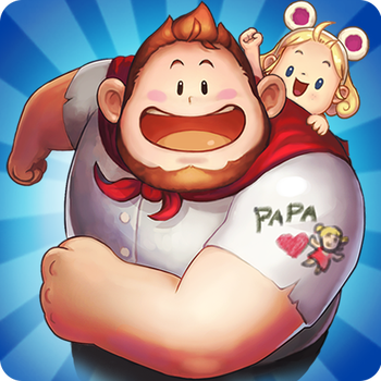 Stepping Stone With Papa Game Android Free Download