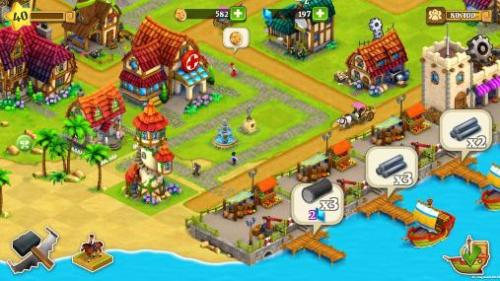 Townville Farm Build Trade Game Android Free Download
