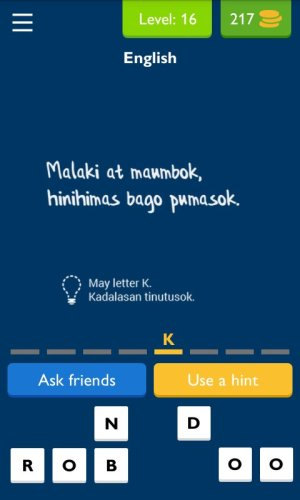 Ulol Tagalog Logic Trivia Game Android Free Download