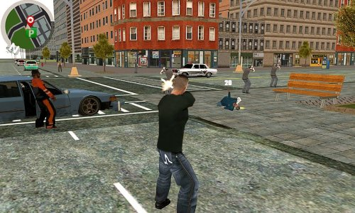 Vegas crime city Game Android Free Download