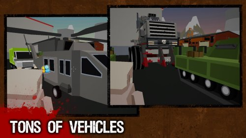 ZOMBIE TOWN AHHH Game Android Free Download