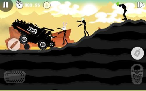 Zombie Race Undead Smasher Game Android Free Download