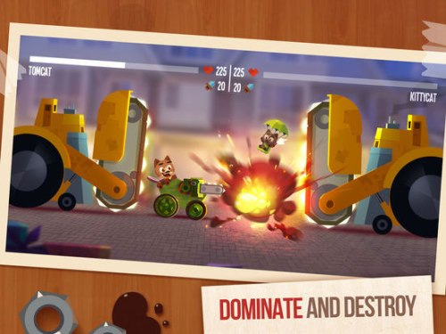 CATS: Crash Arena Turbo Stars Game Ios Free Download