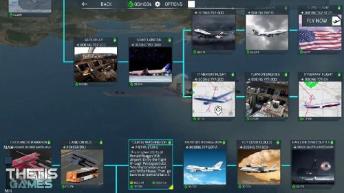 Flight Simulator FlyWings 2017 Game Android Free Download