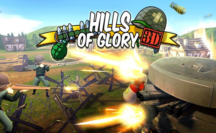 Hills of Glory 3D Game Android Free Download