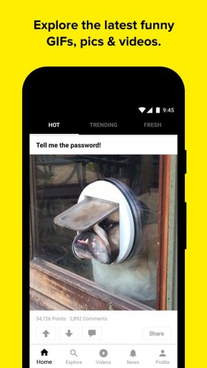9GAG App Android Free Download