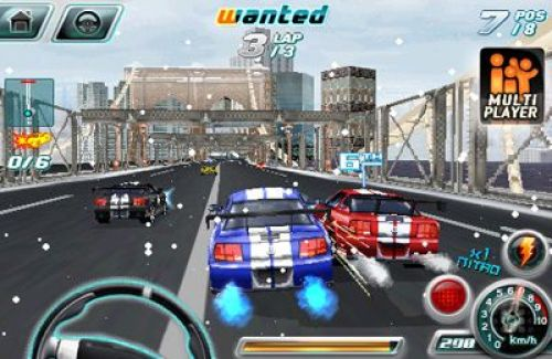 Asphalt 4 Racing Game Windows Phone Free Download