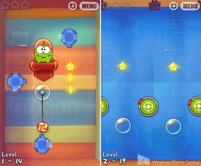 Cut The Rope Game Windows Phone Free Download