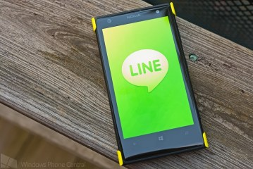 LINE App Windows Phone Free Download