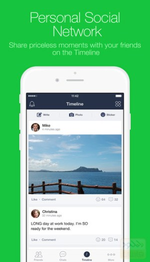 LINE: Free Calls & Messages App Ios Free Download