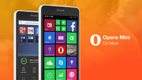 Opera Mini App Windows Phone Free Download