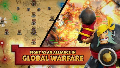 Samurai Siege Game Android Free Download