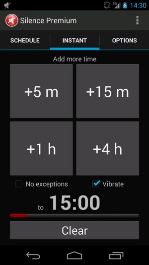 Silence Premium Do Not Disturb App Android Free Download