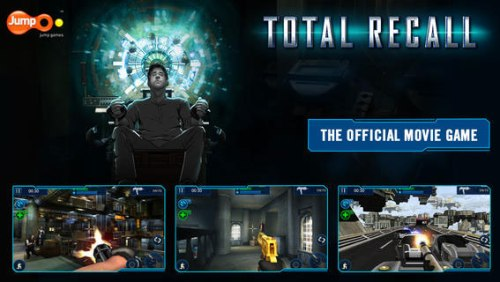 Total Recall Game Android Free Download