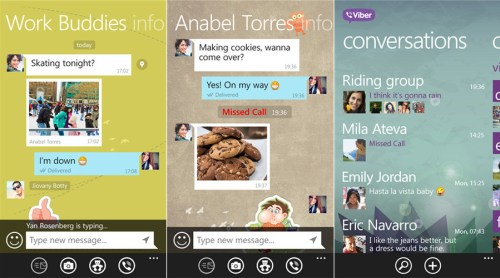 Viber App Windows Phone Free Download