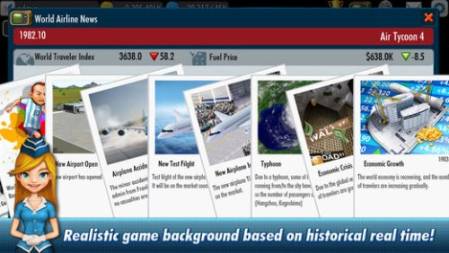 Air Tycoon 4 Game Android Free Download