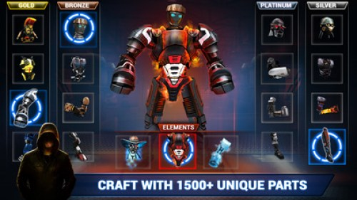 Real Steel Robot Boxing Champions Game Ios Free Download
